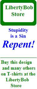 Stupidity is a sin, Repent!